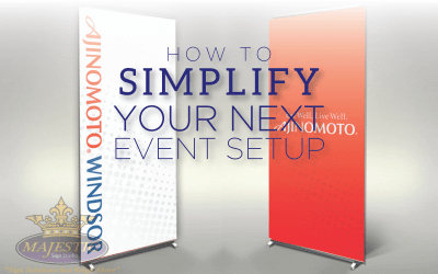 Painless Event Displays with Trade Show Banners
