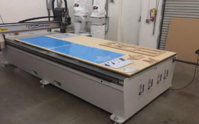 The CNC Router: Interior Signage Made Easy