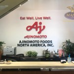Ajinimoto Windsor Corporate Office Signs