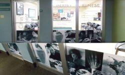 Window & Door Graphic Decals - Urgent Care Center, Corona
