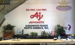 Ajinimoto Windsor Corporate Office Signs