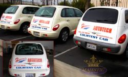 Car Graphics for Fleets - Auto Repair & Maintenance, Corona
