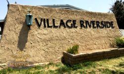 Monument Lettering - Mobile Home Park, Riverside