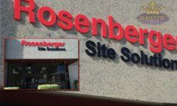 Custom Building Sign for Telecom Company