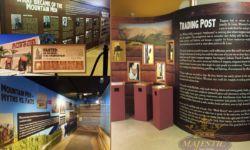 Wall Murals for Exhibits - San Bernardino County Museum