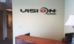 Vision Office Signs