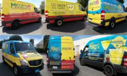 Van Fleet Vehicle Wraps