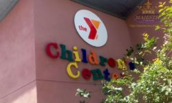 Gallery - Exterior Signs - Painted Acrylic - YMCA