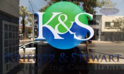 K&S Glass Signs