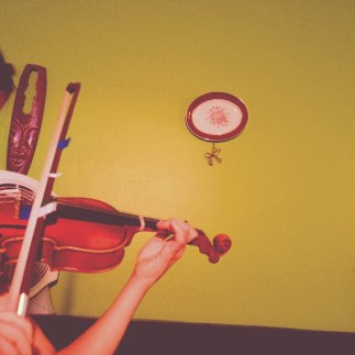#violin 1/8 size