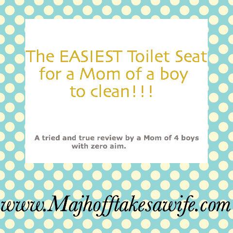 Best toilet seat easy clean