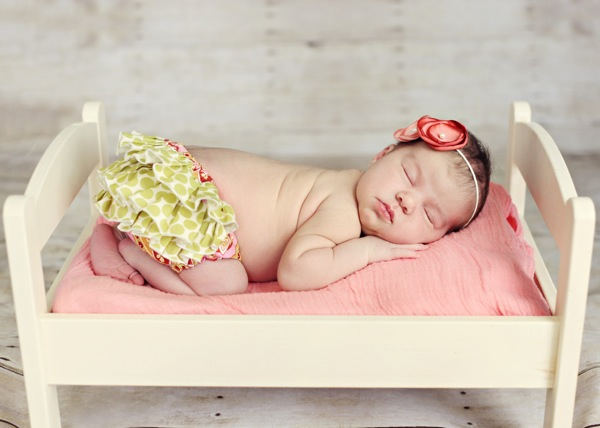 Tiedyediva ruffled bloomers diaper cover
