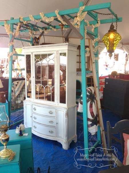 High Cotton Booth