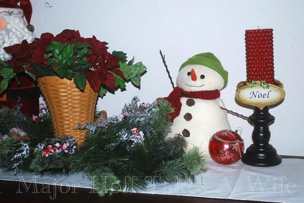 Snowman Noel