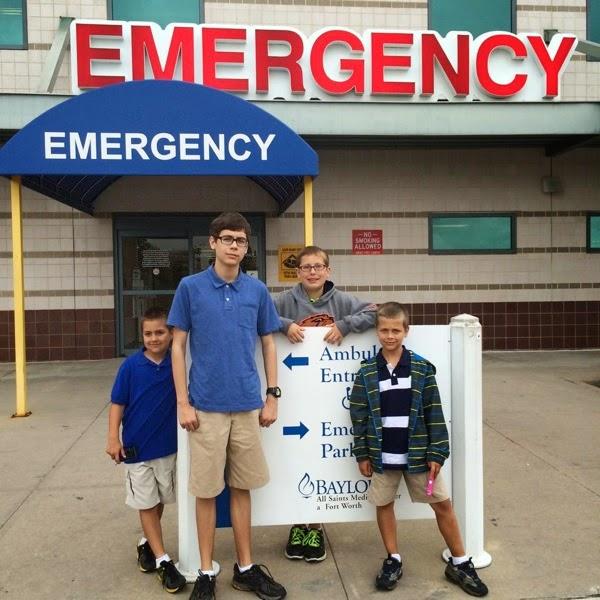 kidney stone er emergency room visit