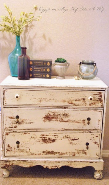 Rescued dresser with MMSMP