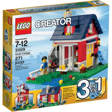 Lego Creator cottage. A mom of 4 boys lists her top 10 favorite gifts for boys. All items listed are owned by the family and have been used on a consistent basis. They have stood the test of time, and more importantly, the possibility of being destroyed by 4 boys.