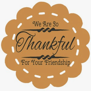 WeAreSoThankfulForYourFriendship