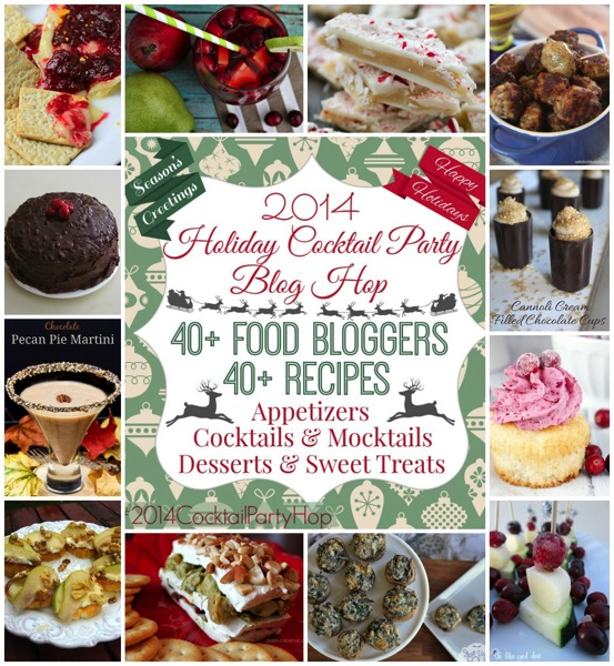 Holiday Cocktail Blog Hop