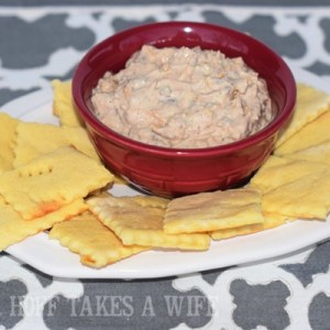 This homemade gluten free crackers recipe is amazing!