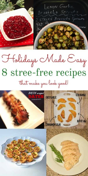 HME 8 stress free recipes
