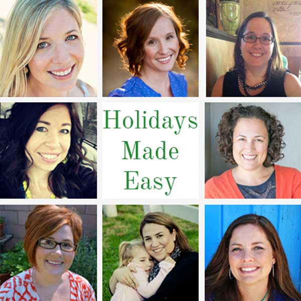 Holidays Made Easy - illistyle.com