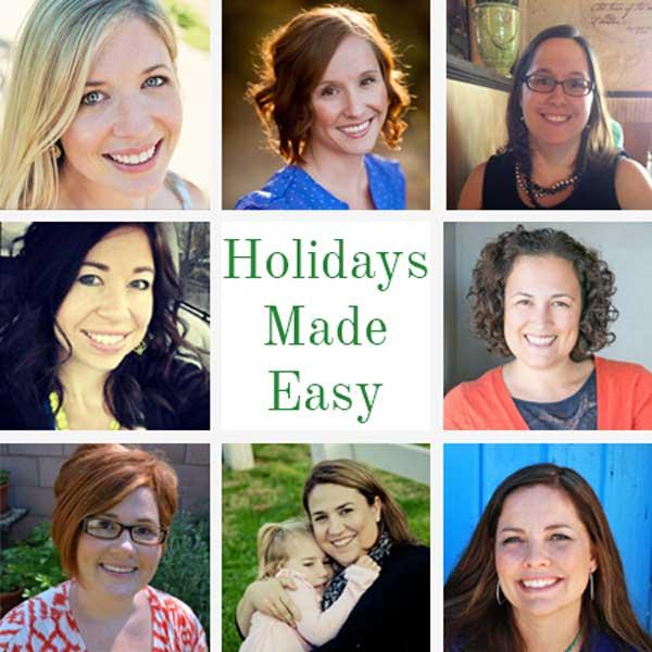 Holidays Made Easy - illistyle.com