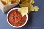 make your own homemade restaurant style salsa