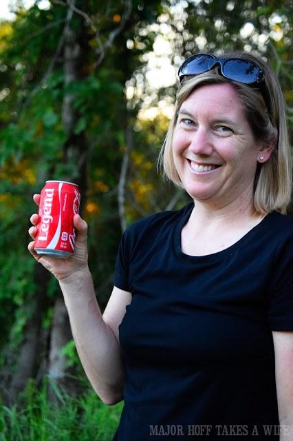 Legend Nickname Coca-Cola Can.