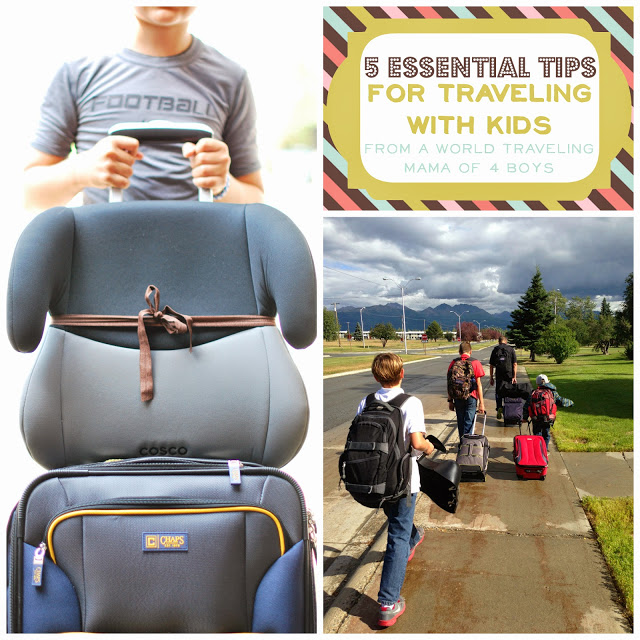 travel journal 5 tips for traveling with kids
