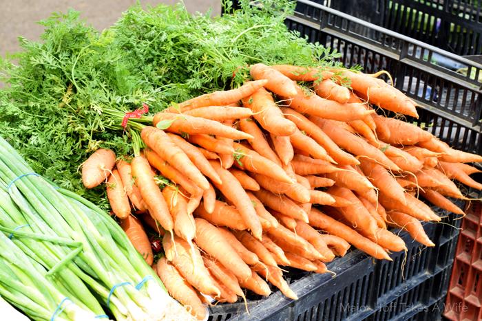 Salem oregon travel should include a stop at the salem farmers market