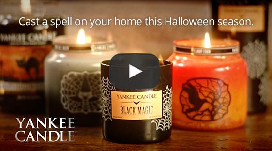 Yankee Candle Halloween Video