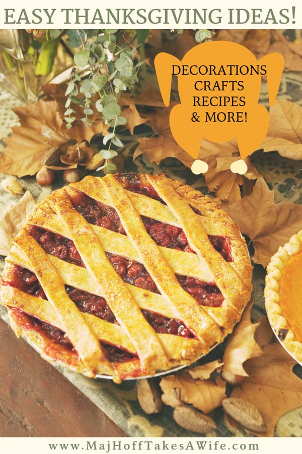 20 Last Minute Thanksgiving Crafts, decor, recipes, and more. Find the best Thanksgiving recipes, Thanksgiving Crafts, Thanksgiving Table Settings, Thanksgiving printables and MORE! via @mrsmajorhoff