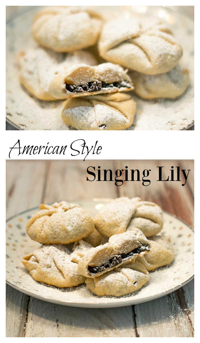 American style Singing Lily. Looking for a new holiday tradition? Try Singing Lily! Learn about this British Dessert as well as easy ways to get to know your neighbors. Give them treats in Holiday Rubbermaid TakeAlongs! #ShareTheHoliday #cbias #ad