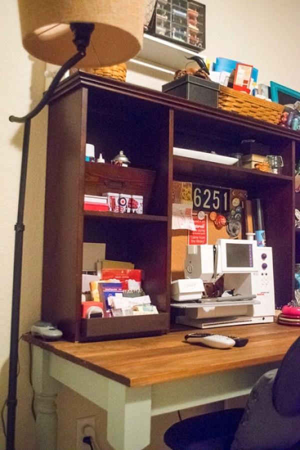 Craft room sewing studio 9