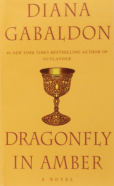 Dragonfly in Amber available on amazon