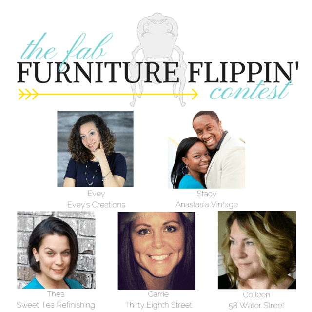The Fab Furniture Flippin' Contest™
