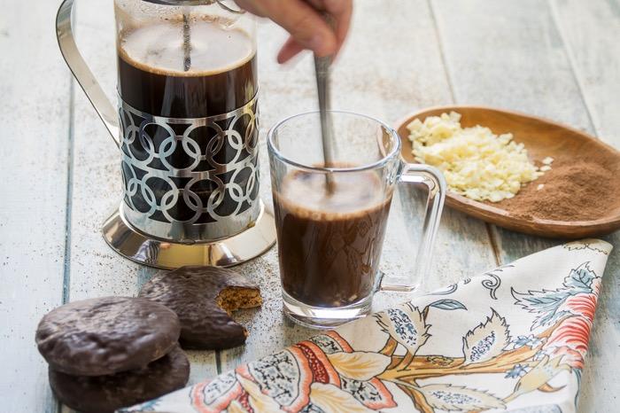 how to make a chocolate mocha
