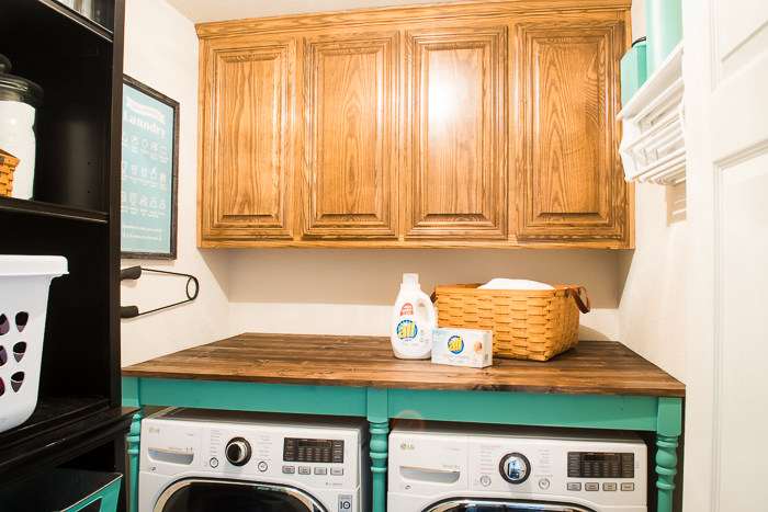 storage ideas for a laundry room