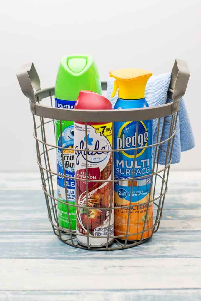 SC Johnson Holiday Cleaning Bundle