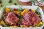 cranberry orange cornish hens