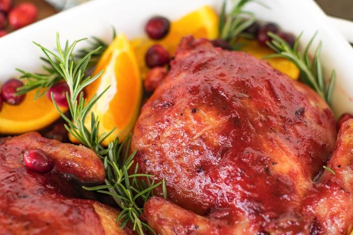 how to prepare cornish hens