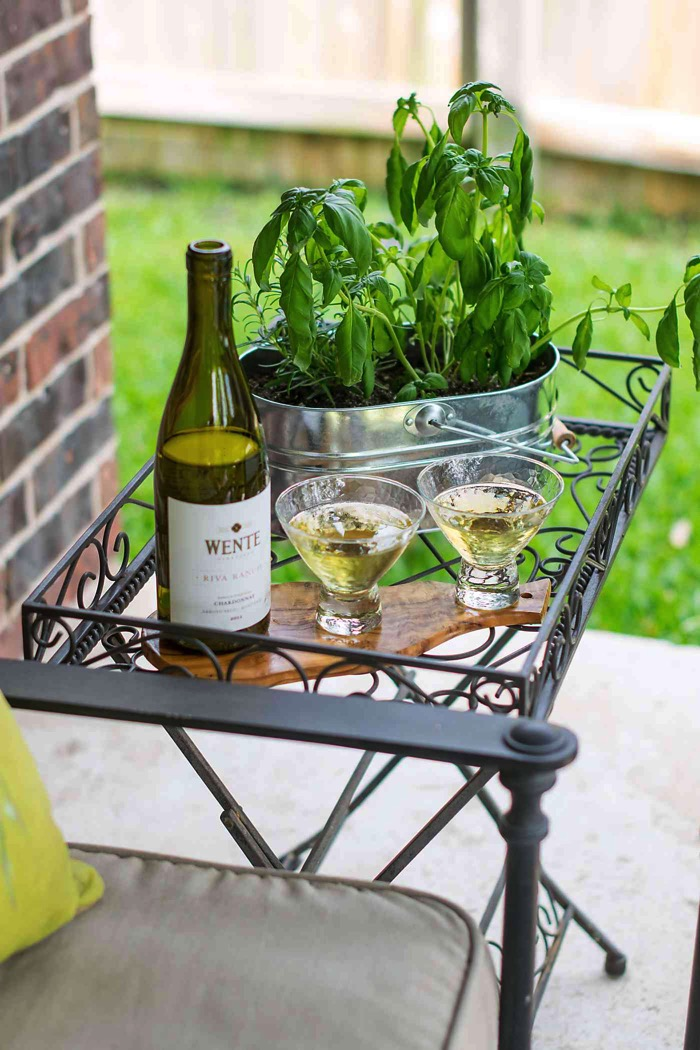 Chardonnay Week with Wente Wines Major Hoff Takes A Wife