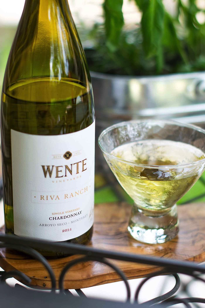 Chardonnay Week with Wente Wines Major Hoff Takes A Wife 3