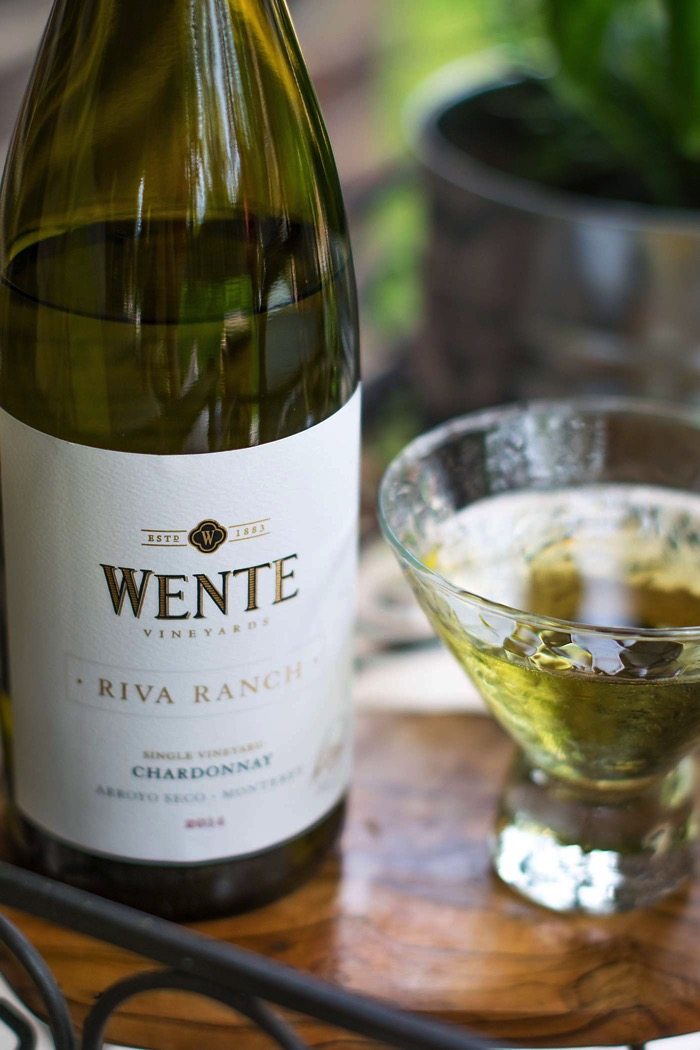 Chardonnay Week with Wente Wines Major Hoff Takes A Wife 4