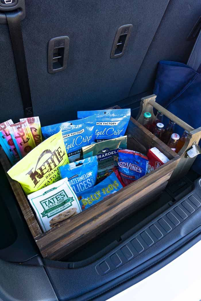 Favorite Foods For A Road Trip