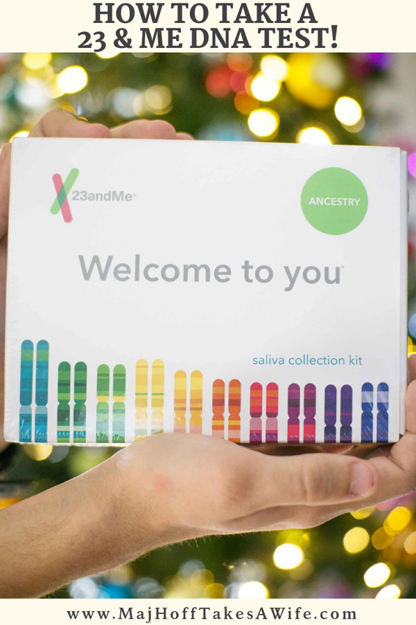 The gift of the year is a DNA test, so let me show you step by step how to test DNA with an easy to complete home saliva DNA kit. From registering your kit, to spitting in a tube, we've got you covered! Step by step to insure you've done it correctly! Such a fun way to add to your family research, perfect for those that love genealogy! via @mrsmajorhoff