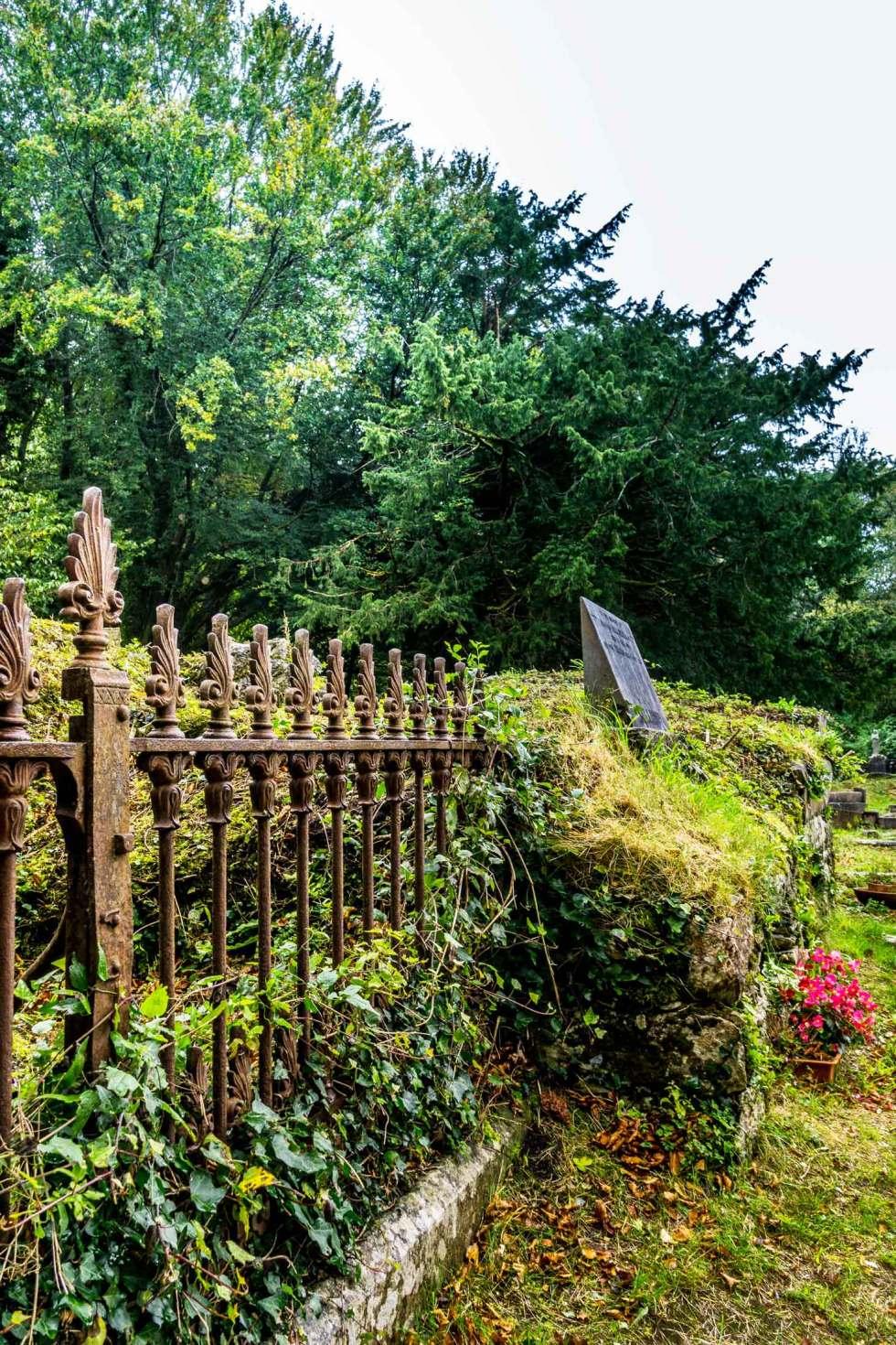 Muckross Abbey Cemetery