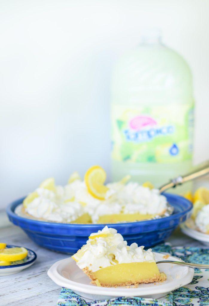 mile high lemon cream pie
