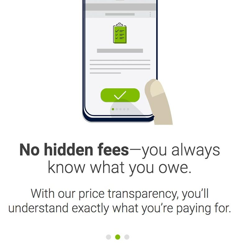 no hidden fees with H&R Block